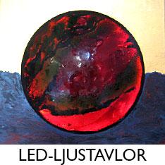 LED-ljustavlor